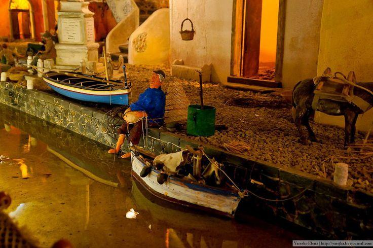 Маяк на острове Липари: совсем маленькая Италия