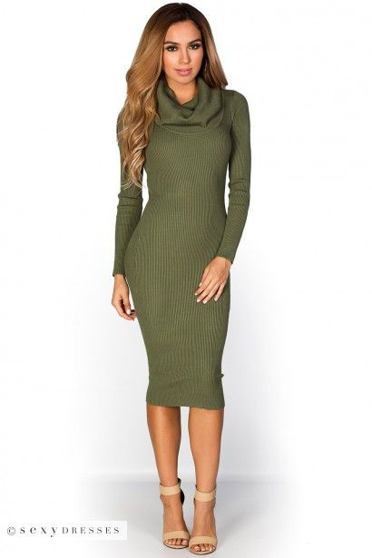 10 Best images about Sexy Sweater Dresses on Pinterest  Black ...