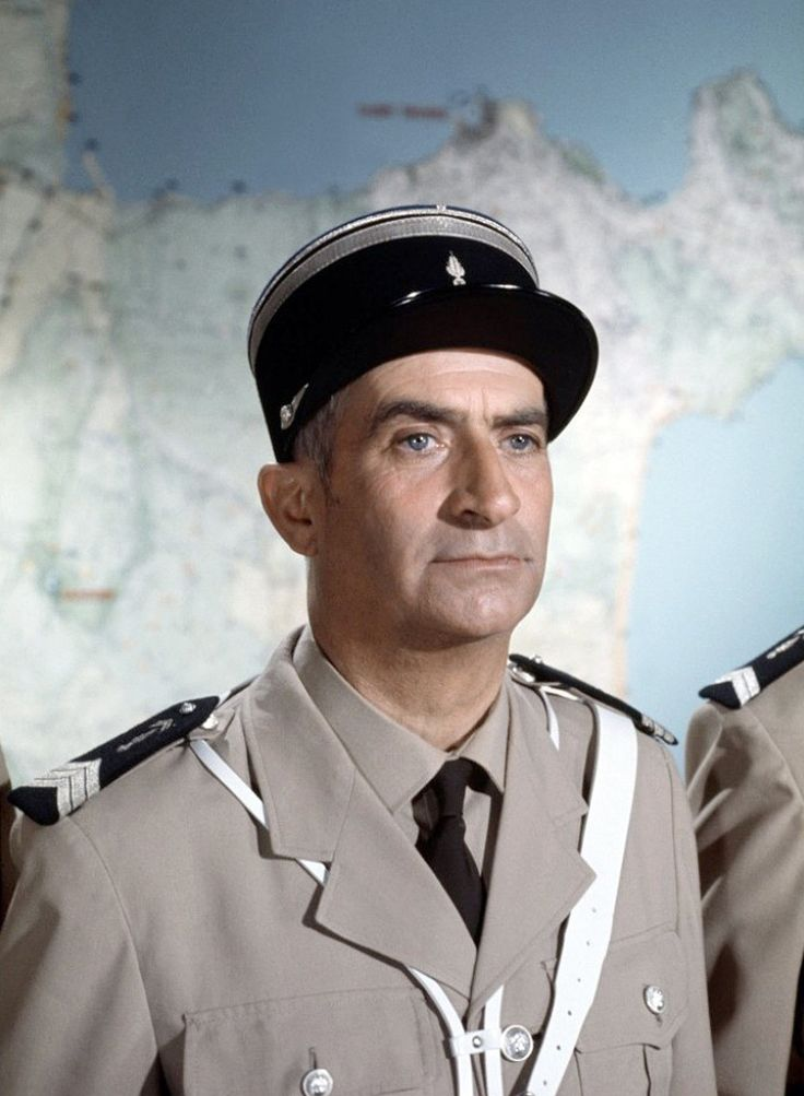 photo le gendarme en balade louis de funes cinema. Black Bedroom Furniture Sets. Home Design Ideas