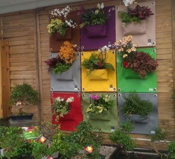 Butik Bahçe   Yeni Nesil Dikey Bahçeler
