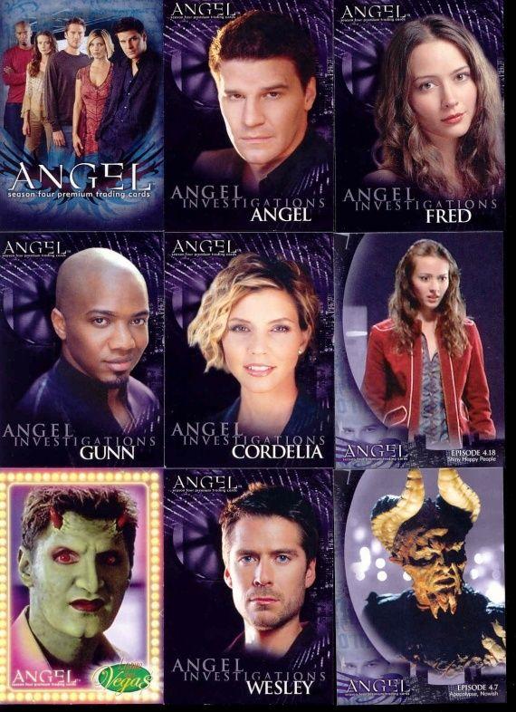 angel tv show | Angel - Angel - series_tv - Photos - Club Ados.fr