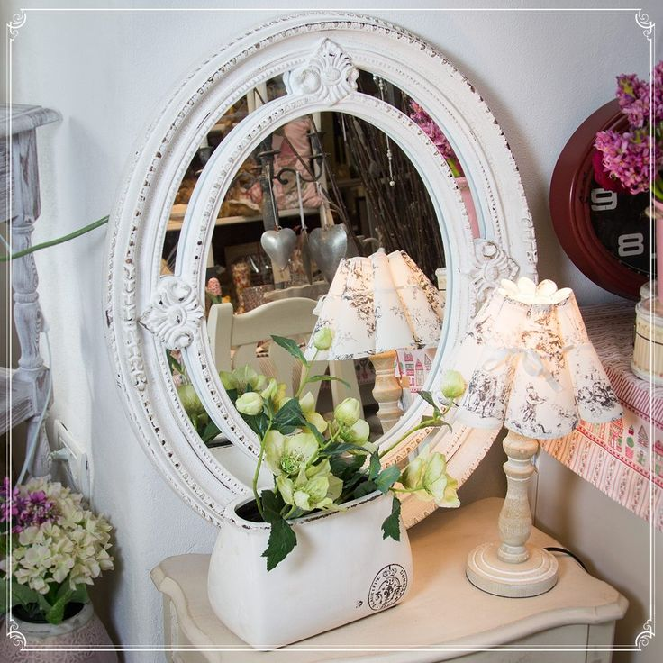 Mirror, mirror who has the fairest decorations of them all? - Find beautiful rustic-elegant mirrors at Chicville.ro