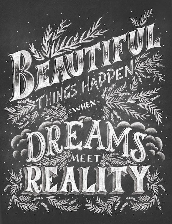 40 Chalk Designs to Inspire You | RetroSupply Co