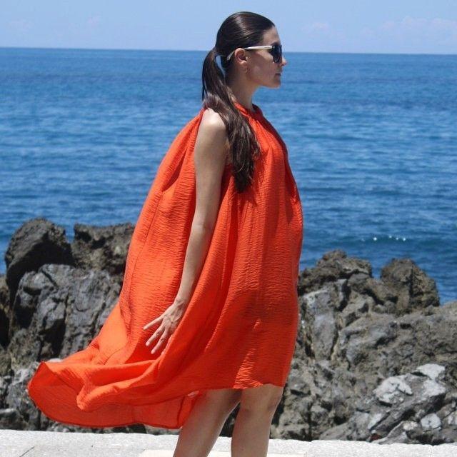 Summer days at Cefalù Beach