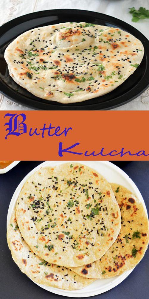 ♬✽𝗕𝘂𝘁𝘁𝗲𝗿 𝗞𝘂𝗹𝗰𝗵𝗮✽♬  Wow!! #Delicious #kulcha
