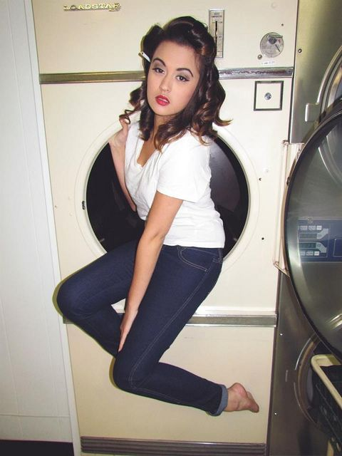Modern day greaser girl. | Outfit Inspiration | Pinterest ...