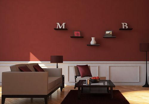 Idead for dining room , color  25 Overwhelming Living Room Paint Color Ideas | CreativeFan