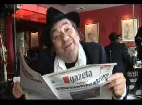 Kabaret Derkacz - scenki żydowskie