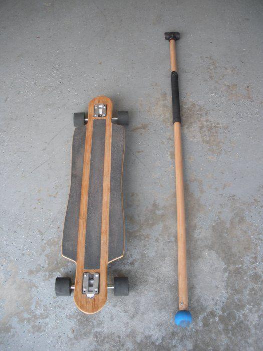 Diy Land Paddle Pvc Pipe 1 1 4 8 00 Bike Handlebar Cork