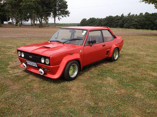 Fiat 131 2.0lt Racing (1979)