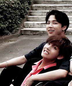 VMin    BTS Jimin & V    Bangtan Boys Park Jimin & Kim Taehyung