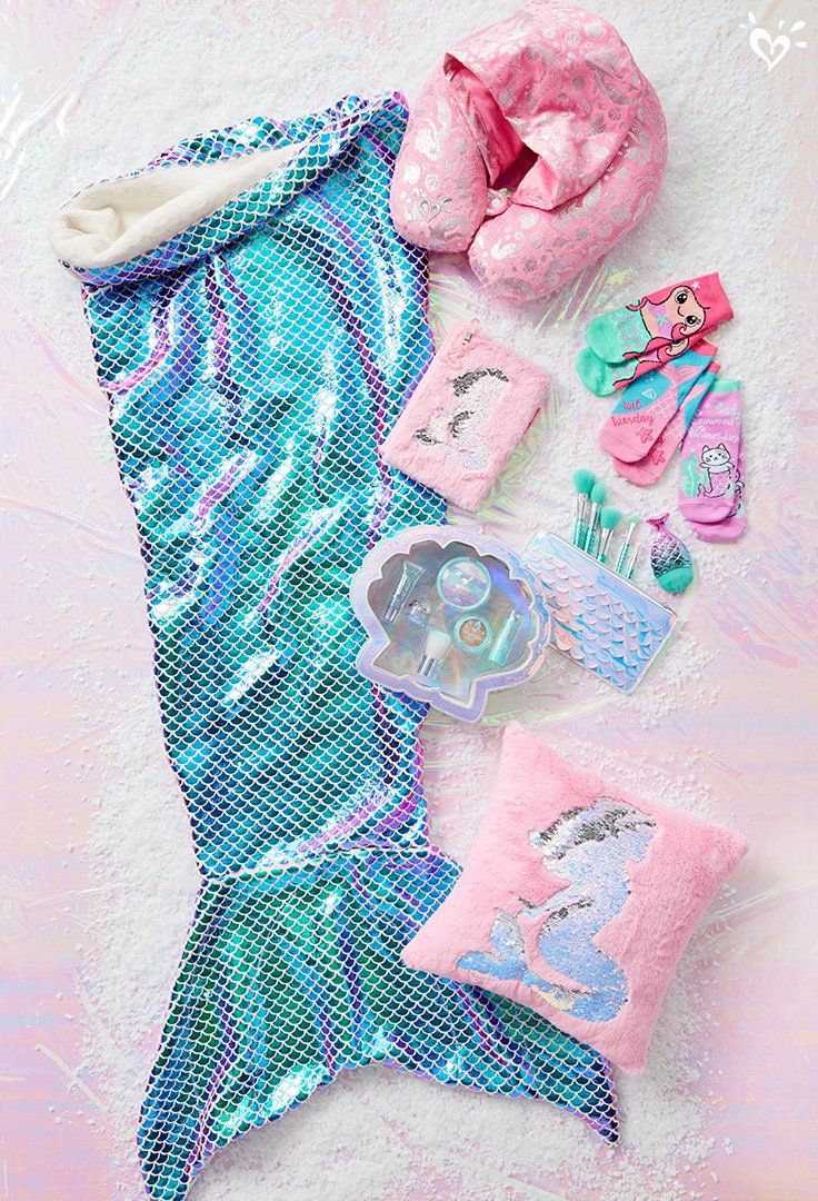 Mermaid Must Haves For Her Magical Style Justice