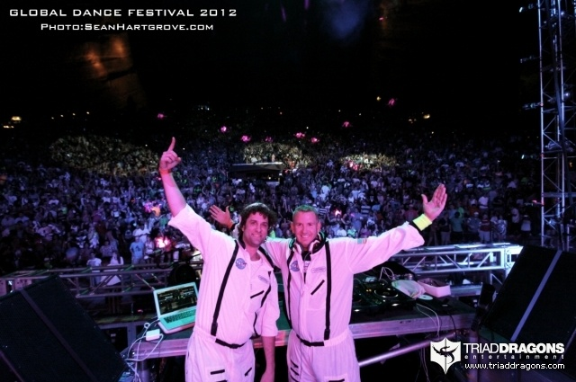 Manufactured Superstars - Global Dance Festival 2012 Day 2 - Sean Hartgrove