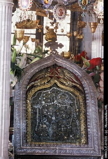 Miraculous Icon, Tinos