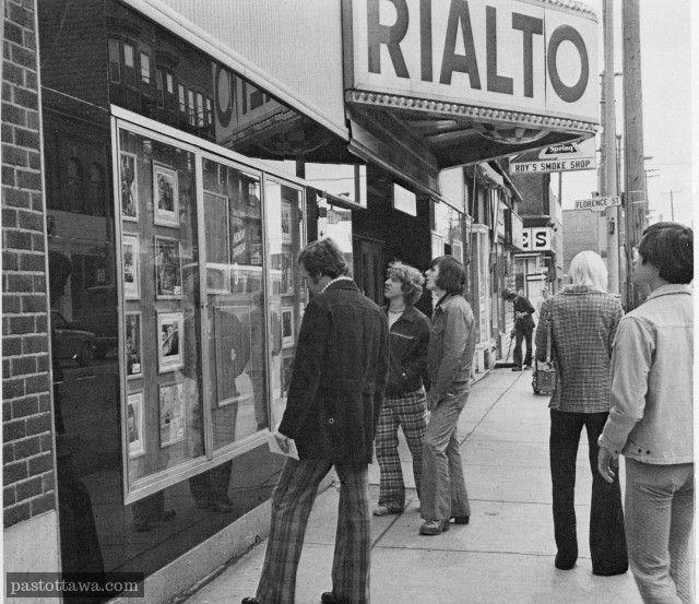 rialto theatre ottawa - Google Search