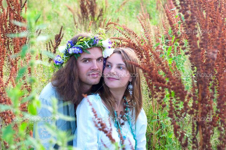 parejas hippies - Buscar con Google