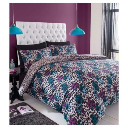 Buy Myleene Hero Print Duvet Cover Set, Double from our Double Duvet Covers range - Tesco.com
