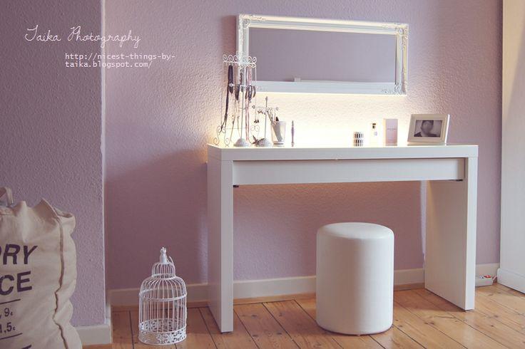 Ikea frisiertisch malm g nstig for Ma dchenzimmer ikea
