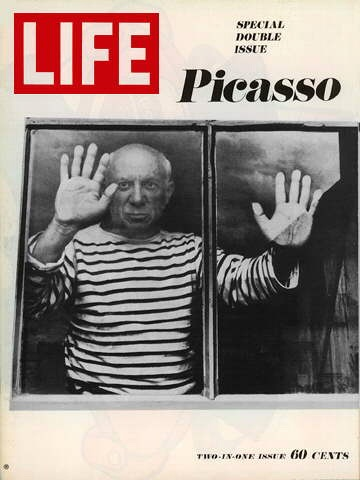 "picasso, you will become a general. If you are a monk, you will become the Pope.' Instead, I was a painter, and became Picasso."" - Pablo Picasso"