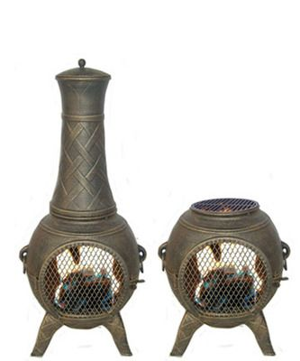 21 Best Chimineas Amp Patio Heaters Images On Pinterest