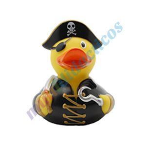 Colección #Patos de #goma #Multididacitos | Pato de goma #bucanero. #PatosdeGoma #juguetes #pirata