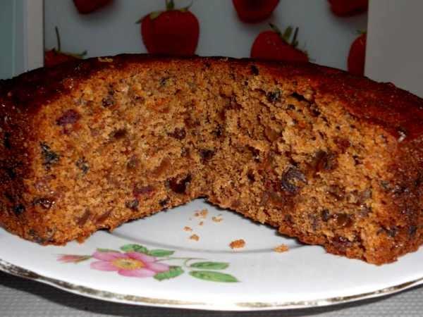 Ireland Fruit Cake