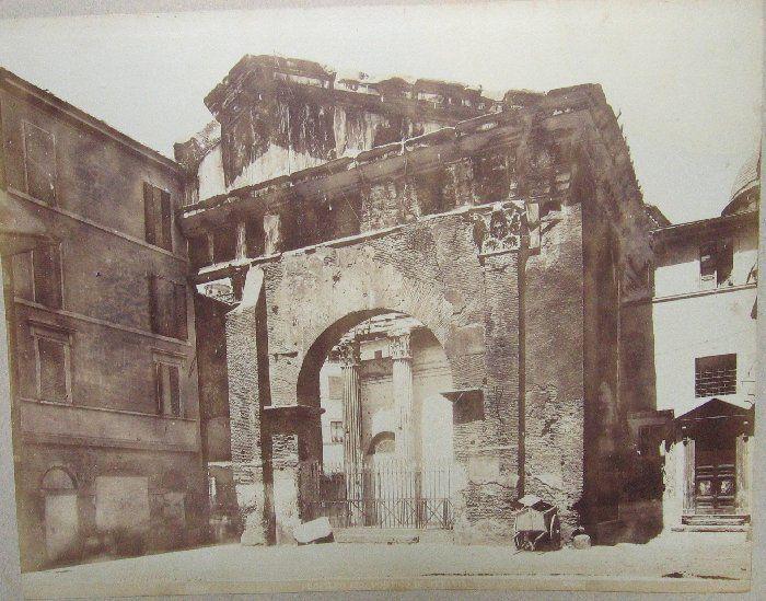 Porticus Octaviae 1880