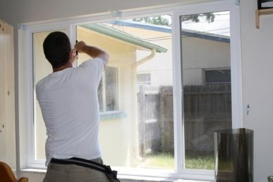 Homeowners can earn a tax credit for installing window film