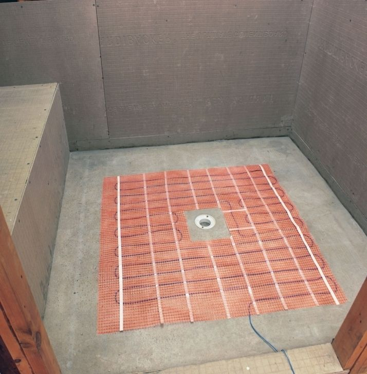 Heated Floors | Awesome Heated Bathroom Floors Amtico Bathroom Flooring .