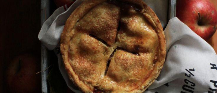 Яблочный пирог | otherpies.com