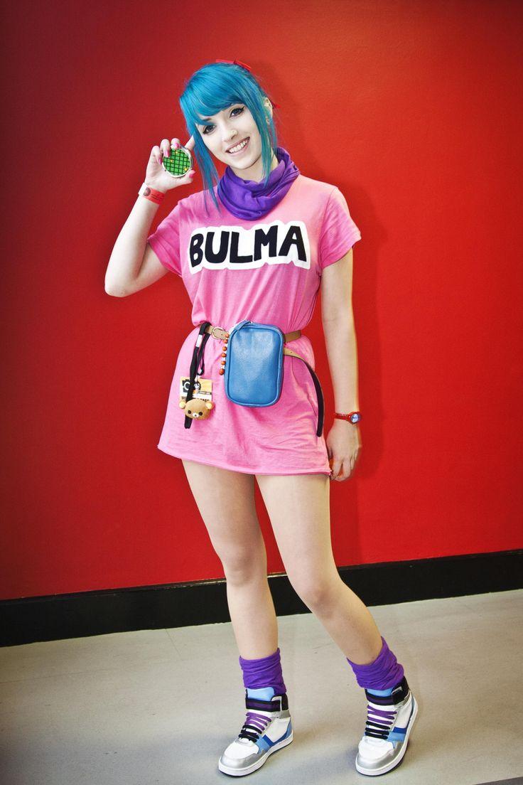 PIPOCA COM BACON I Cosplay 1ª Aparição de Bulma em Dragon Ball I #PipocaComBacon