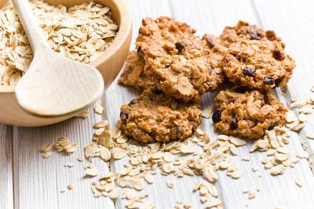 【レシピ】簡単すぎて毎日焼きたい!ダイエットにもおすすめのオーツクッキー