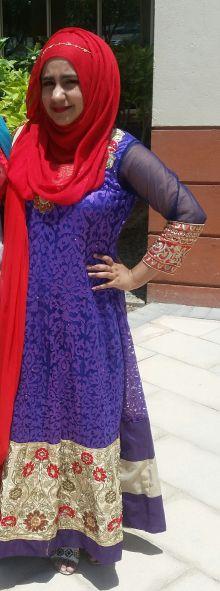 how to make your desi wear hijab friendly   Indian Hijabi Wear Salwaar Kameez Hijab Style