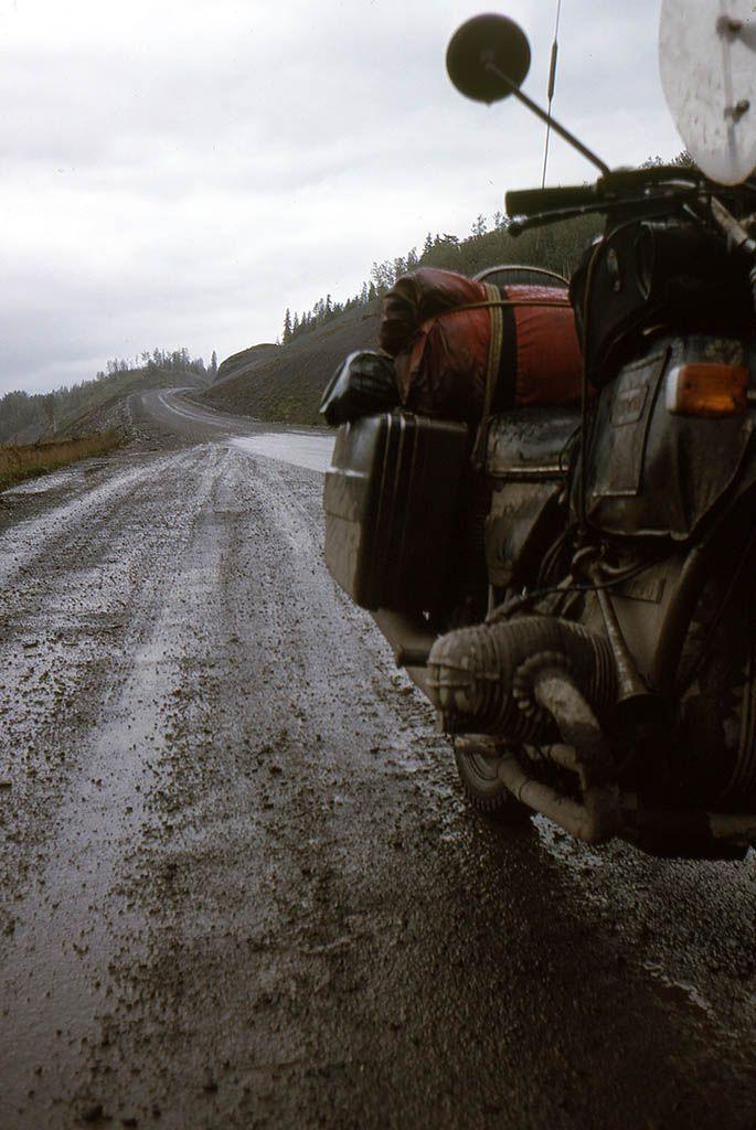 Alaska in moto: 1980 e 2013 viaggi a confronto. XIV episodio.