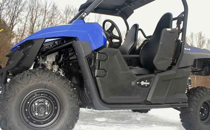 New 2016 Yamaha Wolverine R-Spec EPS ATVs For Sale in Michigan. 2016 YAMAHA Wolverine R-Spec EPS, NEW 2016 Yamaha Wolverine R-Spec that comes with the KFI winch and snow plow set up.This 2016 Yamaha Wolverine R-Spec with Electric Power Steering will make plowing faster and more fun than a snowblower . The 2016 Yamaha Wolverine R-Spec is a 2 person machine with bucket seats meaning they are more comfortable than the bench. The power steering eliminates all the bump steer and makes the…