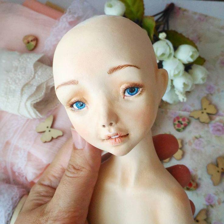 Слепить по фото куклу