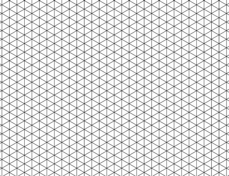 isometric grid - Google Search I Like Gay Bois Pinterest - isometric graph paper