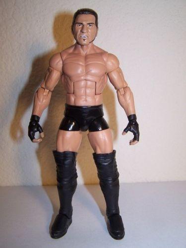 Mattel Ken Shamrock WWE WWF ROH Elite TNA Custom Flashback Figure NXT UFC MMA | eBay