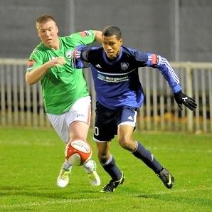 Metropolitan Police 1 - 1 Lewes FC
