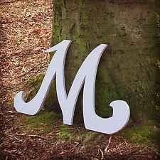 Marque Letter Handmade Wood Letter Sign Custom