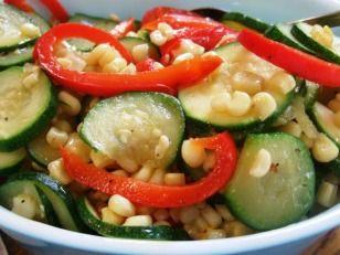 com quick corn and zucchini saute recipe quick corn and zucchini saute ...