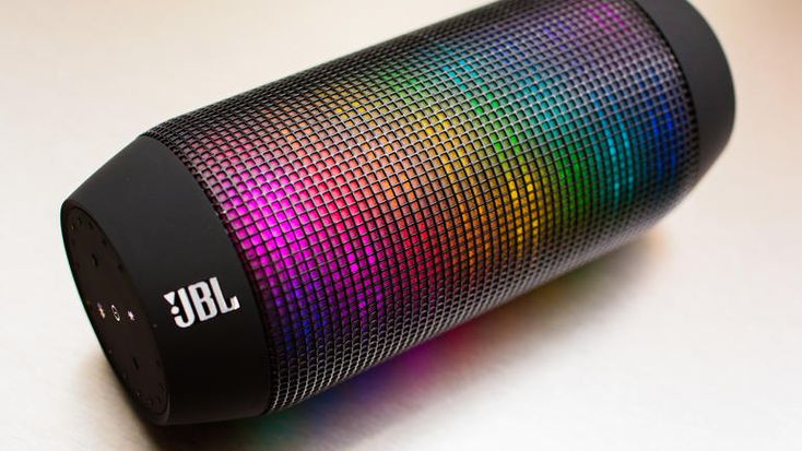 JBL Pulse portable Bluetooth speaker review - CNET  #VerizonTechHuntSweeps