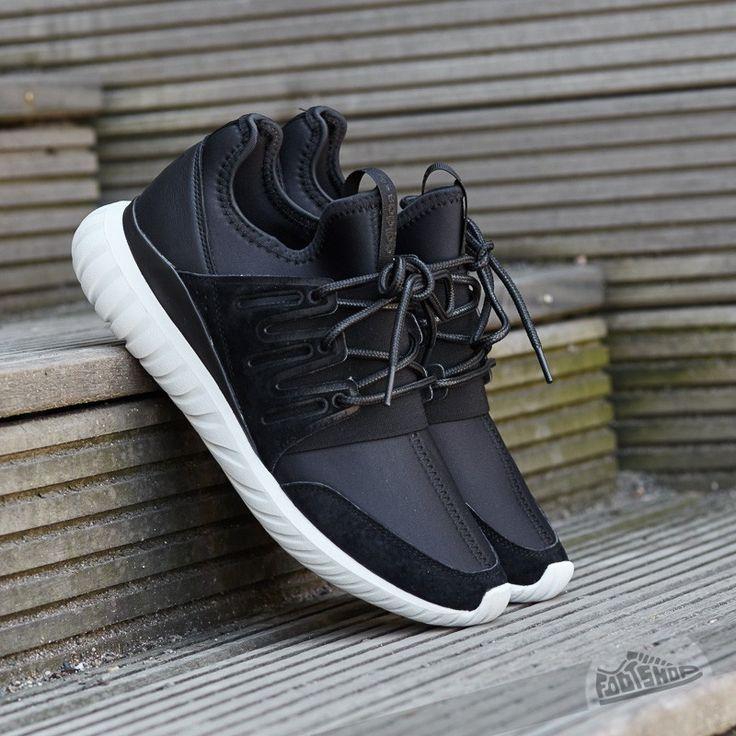 ... Black/Footwear White BB8743 Adidas Tubular Radial Core Black/ Core  Black/ Crystal White.
