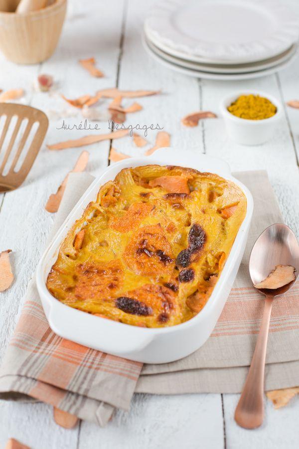 Cooking Lili » Gratin de Patate douce comme un gratin dauphinois