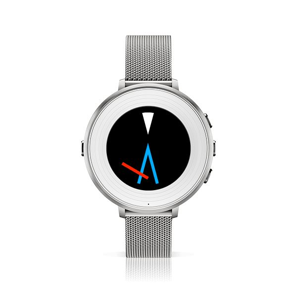 GETTMM for Pebble Time Round #PebbleTimeRound #Pebble #watchface