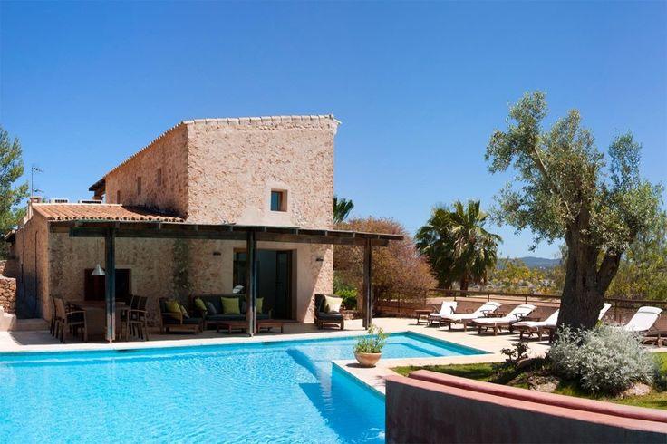 THE STONE HOUSE à Ibiza