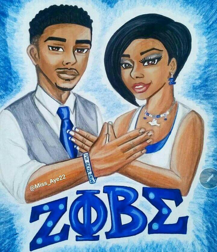 Zeta Phi Beta Sigma                                                                                                                                                                                 More