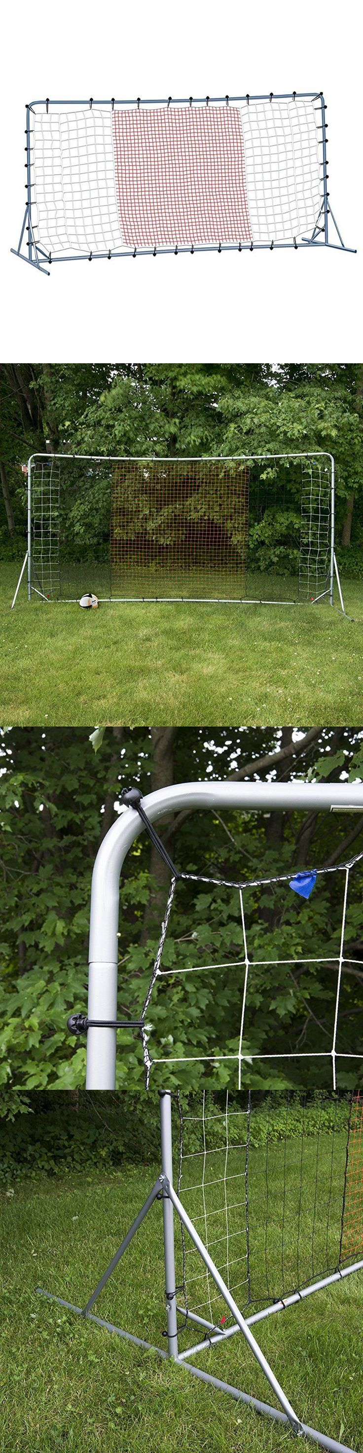 Goals and Nets 159180: Franklin Sports 12 X 6 Tournament Soccer Rebounder -> BUY IT NOW ONLY: $122.21 on eBay!