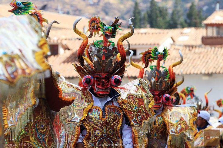 Bailes típicos, #Cusco - #Peru