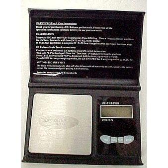 250 Gram X 0.1 g Digital Pocket Scales Jewelry Scale, Black
